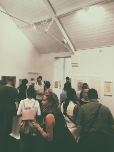 Jerwood space private view